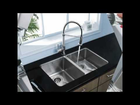 Vigo VG02001 Kitchen Faucet On FixtureFarm.com BEST PRICE