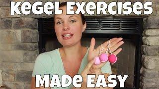 Kegel Exercises Made Easy
