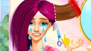 Hannah High School Crush -Fun Care Girl Games - Play Dress Up , Nail Salon, Makeover Games For Girls