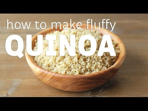 How To Cook Quinoa Perfectly Every Time Make It Like This