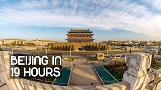 #BeijingIn19Hours – Ancient Traditions and Modern ...