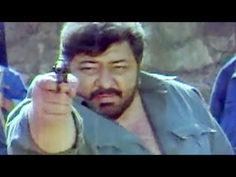 Amjad Khan, Ramgarh Ke Sholay - Action Scene 1/12