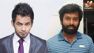 Hip Hop Adhi and Santhosh Narayanan take actors avatar