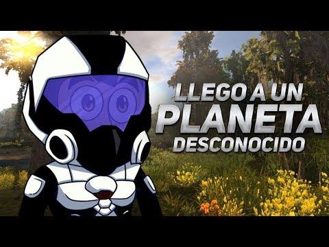 LLEGO A UN PLANETA DESCONOCIDO ⭐️ Empyrion - Galactic Survival #1 | iTownGamePlay