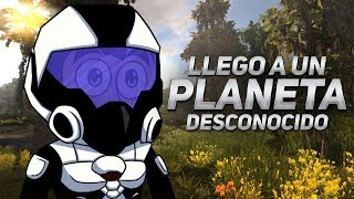 LLEGO A UN PLANETA DESCONOCIDO ⭐️ Empyrion - Galactic Survival #1| iTownGamePlay
