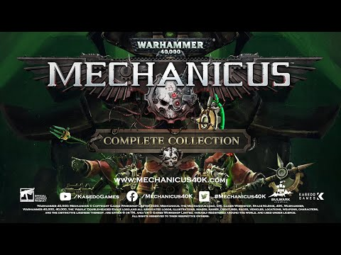 Warhammer 40,000: Mechanicus | Complete Collection Trailer
