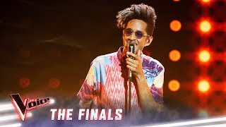 The Finals: Zeek Power sings 'Feels' | The Voice Australia 2019