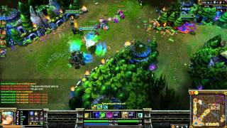 Summoners Rift Sona 1-0-18 shadowsneaker alaquinn browni infected painter Commentary