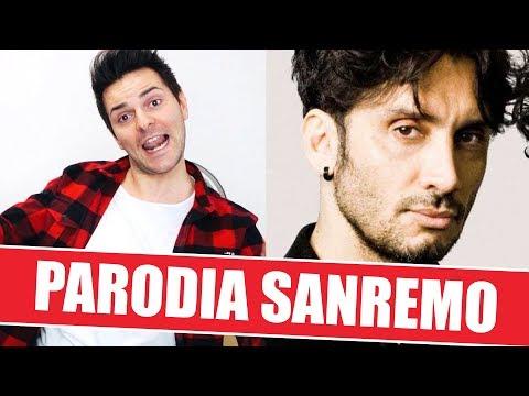 PARODIA CANZONI SANREMO 2018 - Ermal Meta & Fabrizio Moro VINCONO IL FESTIVAL - iPantellas