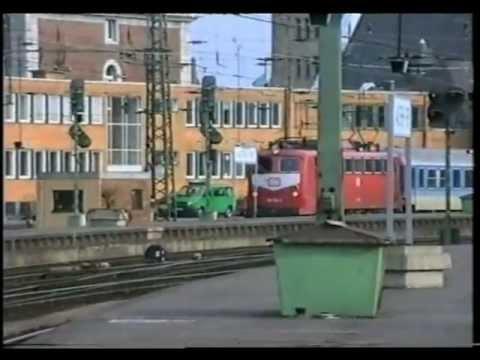 Euro rails 27 sporen rondom aachen youtube for Depot aachen