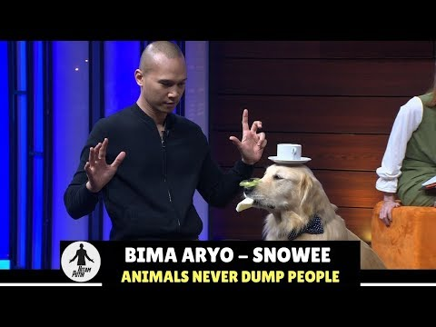 HITAM PUTIH | ANIMALS NEVER DUMP PEOPLE (03/01/18) 1-4