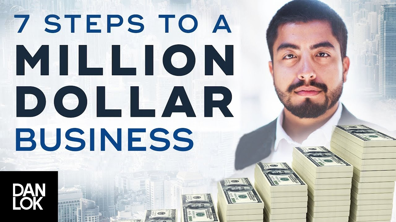 7 Steps To Building A Million-Dollar Business - Systemize Your Business Ep. 3