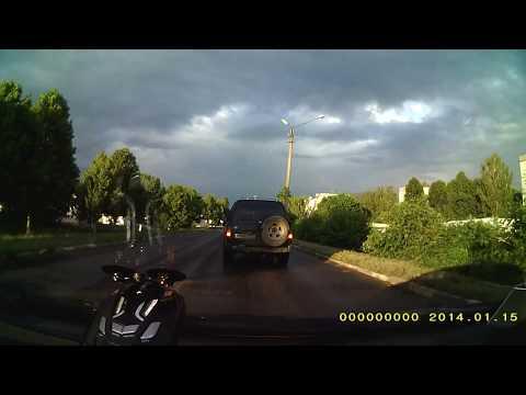 Авария в Кимовске 03.06.2018