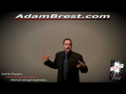 Embracing Change with Adam Brest - YouTube