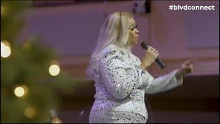 Karen Clark Sheard || New Years Eve celebration @ Mississippi blvd church