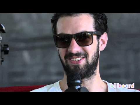 Two Door Cinema Club Q&A at Lollapalooza 2013