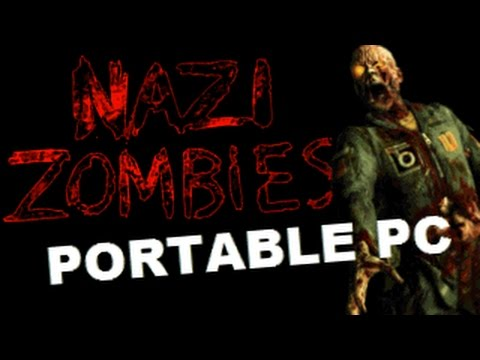Nazi Zombies Portable Custom Map Corner | FunnyCat TV