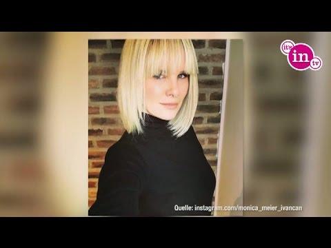 Monica Ivancan Uberrascht Mit Neuer Frisur