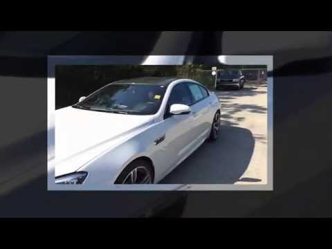 BMW M6 Gran Coupe Review 2015