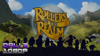Rollers of the Realm PC Gameplay FullHD 1080p