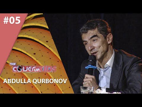 The Cover Up Kids 5-son Abdulla Qurbonov (22.11.2020)