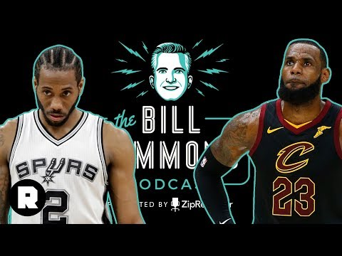 Will L.A. Get LeBron & Kawhi? Plus: Free-Agency With Haralabos Voulgaris | The Bill Simmons Podcast