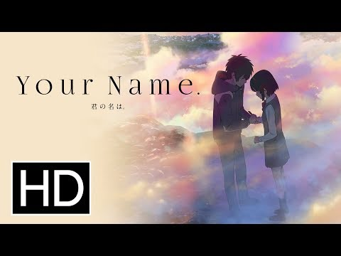 Your Name (English) - Coming Soon Trailer