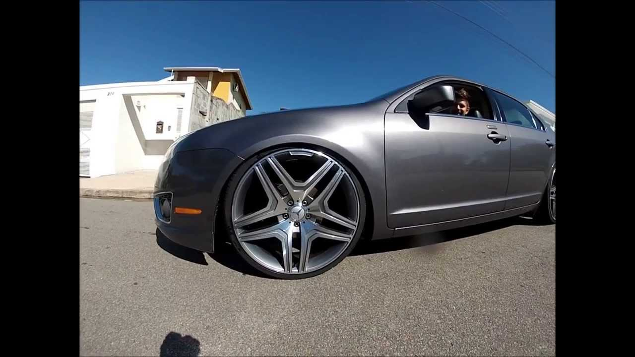 Ford Fusion Aro 22 Da Mercedes Benz Youtube