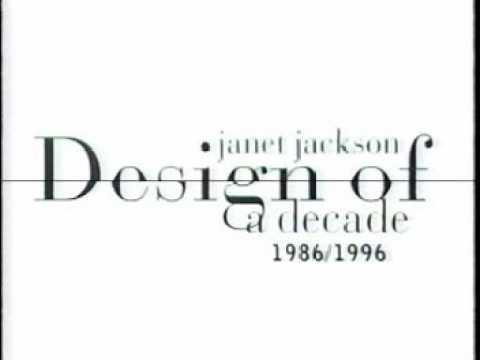 Janet Jackson Design Of A Decade EPK (1996)
