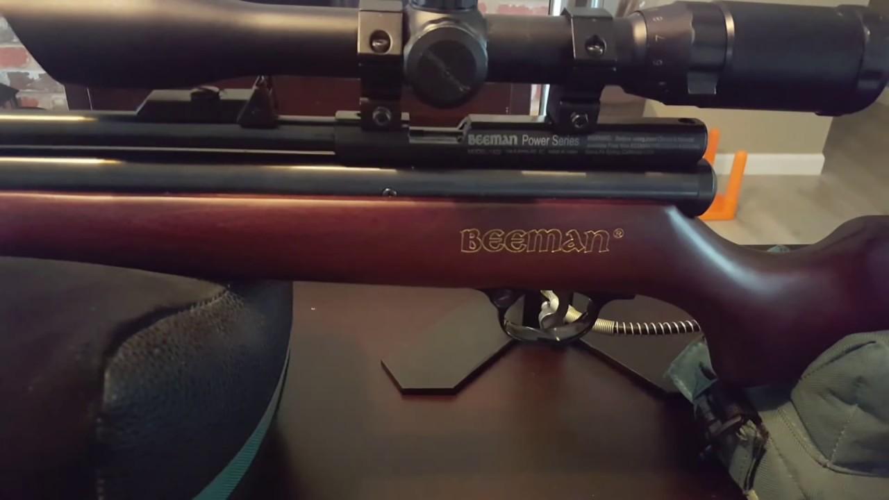 22cal PCP Rifle SETUP under $270 includes Pump, Scope, & Pellets