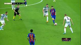 20 BOSS Passes Show Why Xavi & Iniesta Are The Greatest Midfielders Ever in Football ||Messi