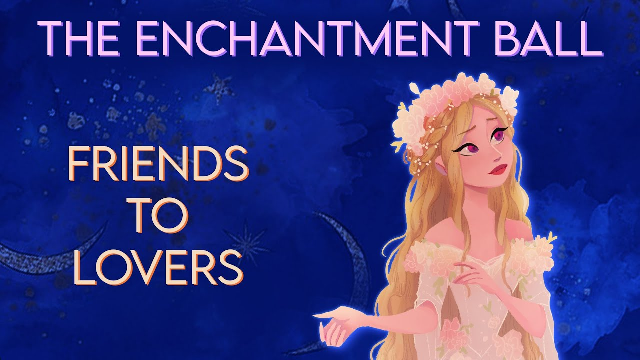 ASMR || Friends to Lovers || The Enchantment Ball ♡ [F4M] [Prom] [Reverse confession] [Kisses]