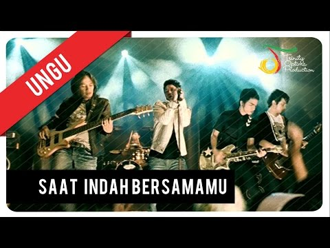 UNGU - Saat Indah Bersamamu | Official Video Clip
