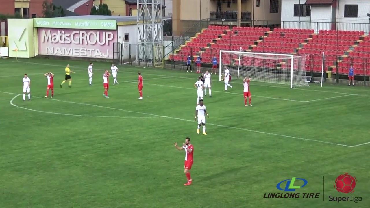 Явор Иваница  2-1  Войводина видео