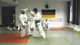Уроки карате. Гарний захист / Удар ножом. Защита в карате