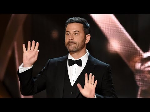 Jimmy Kimmel's Funniest Moments From The 2016 Emmy Awards