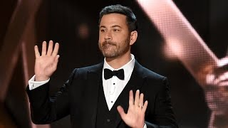 Jimmy Kimmels Funniest Moments From The 2016 Emmy Awards