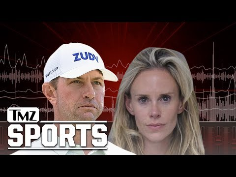 Lucas Glover 911 Call, 'My Wife Has Gone Crazy' | TMZ Sports