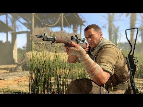 Sniper Elite III - Launch Trailer
