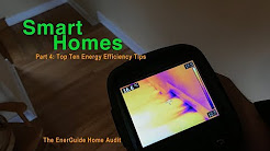 182. Top 10 Energy Efficiency Tips for your home