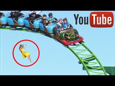 5 TRAGIC Theme Park Accidents Caught on Camera