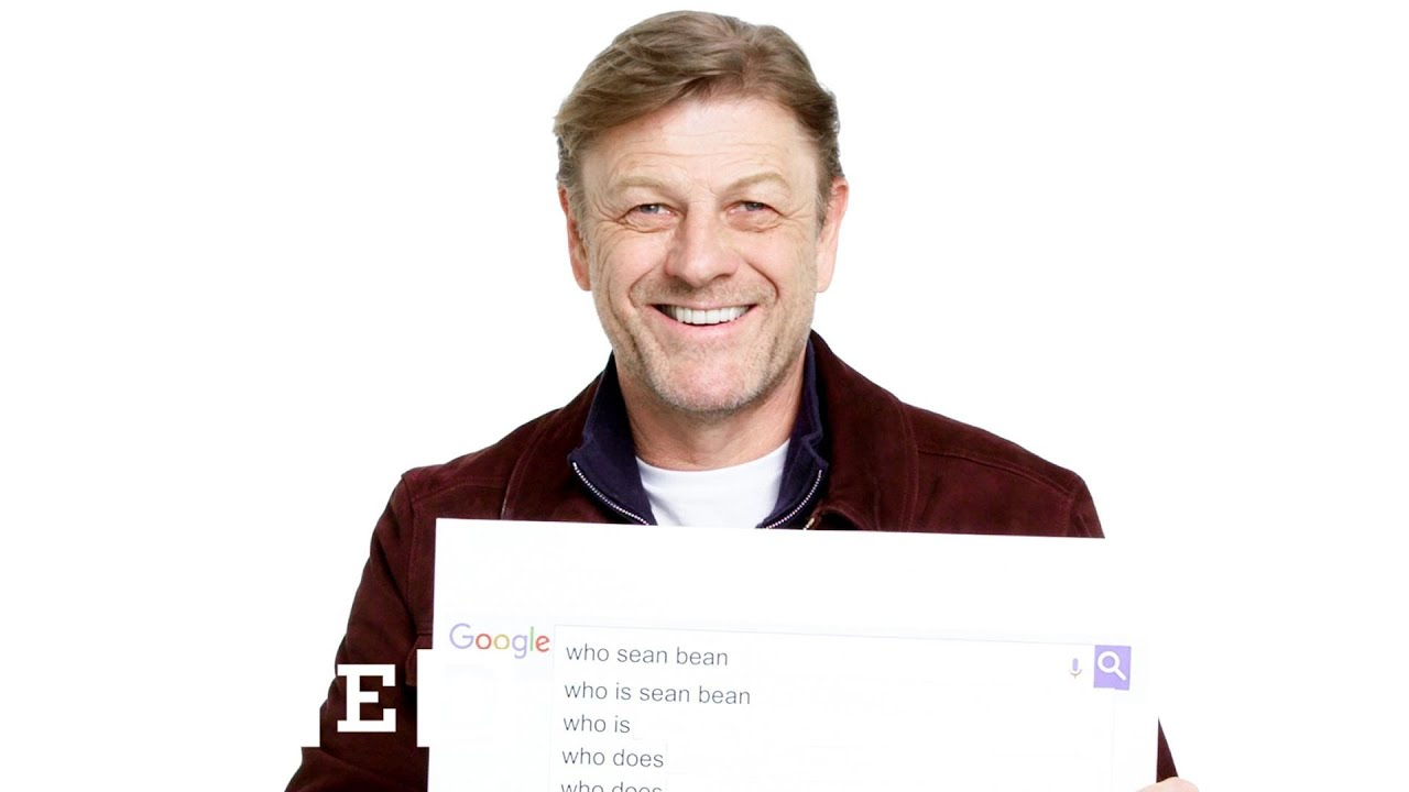Sean Bean Answers the Web's Most Searched Questions