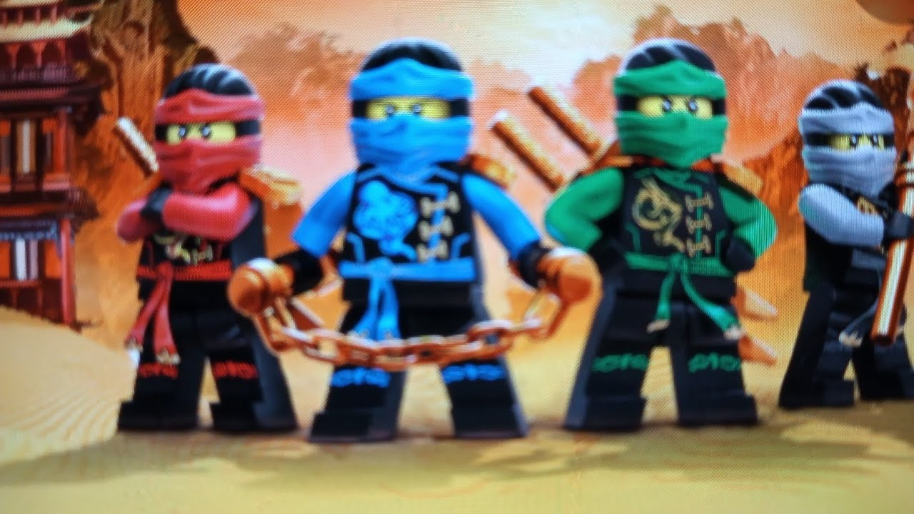 Lego Ninjago Filme Deutsch 2021