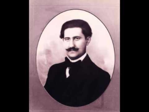 M.Kalomiris - Ballade No.1 for piano / Μπαλάντα Νο.1 για πιάνο  (1905 - 1933)