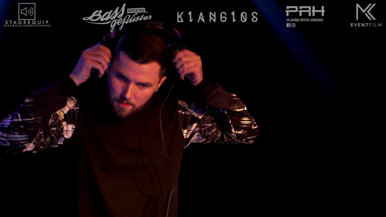 Klanglos @ Please Rave Harder [Techno Set]