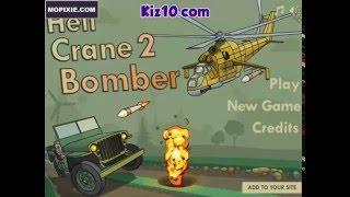 HeliCrane 2: Bomber   Heli Copter Games for kids   Mopixie.com