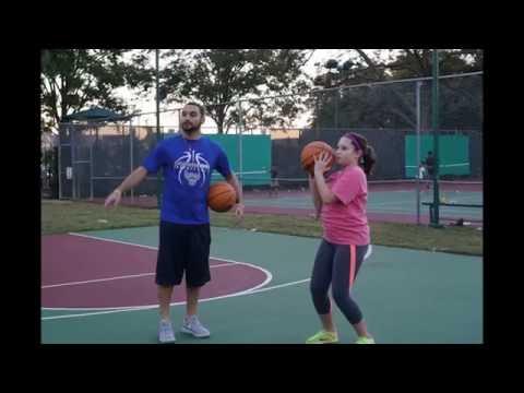 Executing the Basketball Fundamentals of Shooting