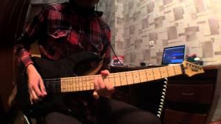 Океан Ельзи - Стріляй соло кавер | Okean Elzy guitar cover