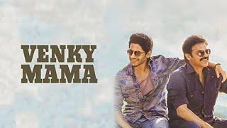 Venky Mama 2021 New South Full Movie Hindi  HD 720p