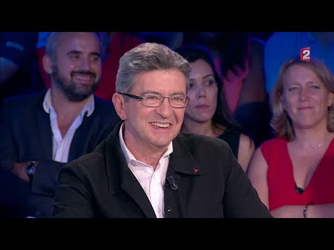Jean-Luc Mélenchon à On n'est pas couché le 10 septembre 2016 - #ONPC